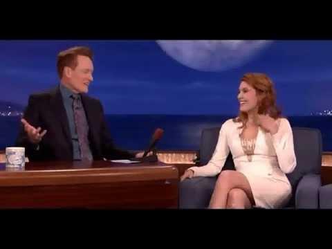 Maggie Grace- Liam Neeson Prank-Called My Ex-Boyfriend - CONAN on TBS