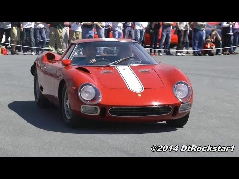 Ferrari 250 LM Great Sound