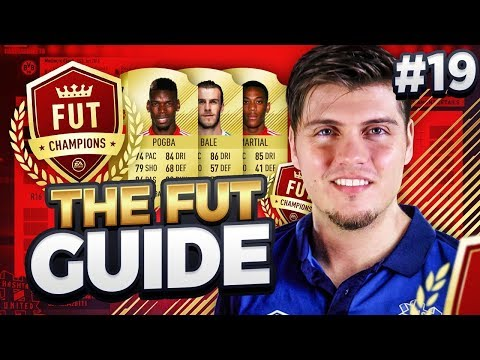 TOP 5 WAYS TO INCREASE WINS IN FIFA 18 FUT CHAMPIONS! THE ULTIMATE FUT GUIDE! #19