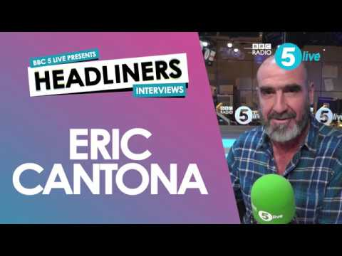 Eric Cantona on Manchester United,  being a mummy's boy and Brexit.