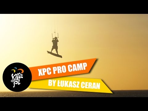 XPC Kite Pro Camp by Łukasz Ceran