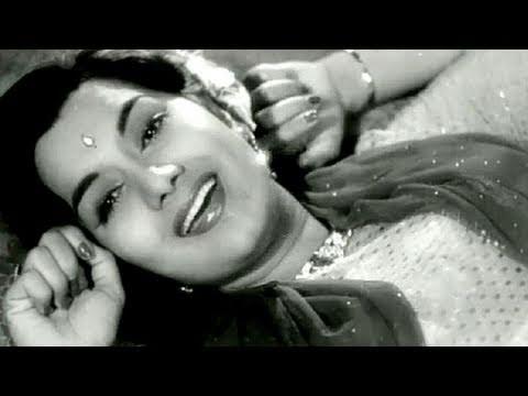 Aye Dil Mujhe Bata De  Shyama, Geeta Dutt, Bhai Bhai Song