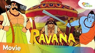Ram Navami Special 2019 :  Ravana Ek Mahayodha Movie in Tamil - Popular Animated Movie for Kids
