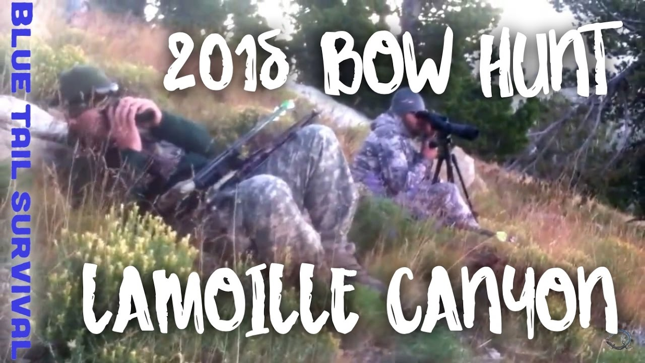 2015 Bow Hunt - Exploring Nevada Prologue - Lamoille Canyon, Elko County