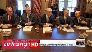 U.S., N. Korea set to hold talks as regime's U.S. expert leaves for Europe: TV Asahi