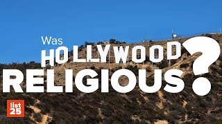 25 Intriguing Facts About Hollywood History