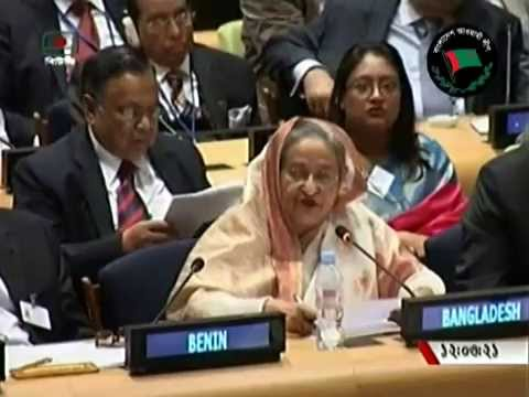 PM in discussion of  the UN Secretary General's Global Education First Initiative (GEFI)