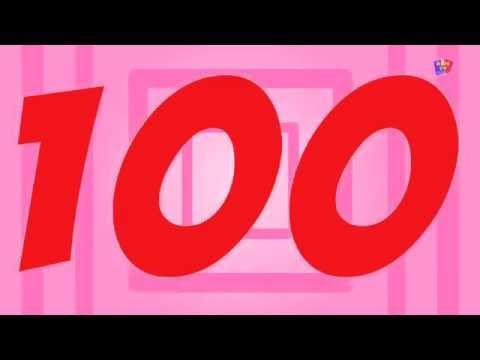 Мультфильм цифры от 1 до 100