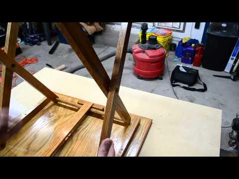 TV Tray Build Part 1