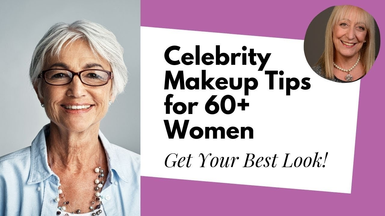 Makeup for Older Women - Straight Talk from a Celebrity