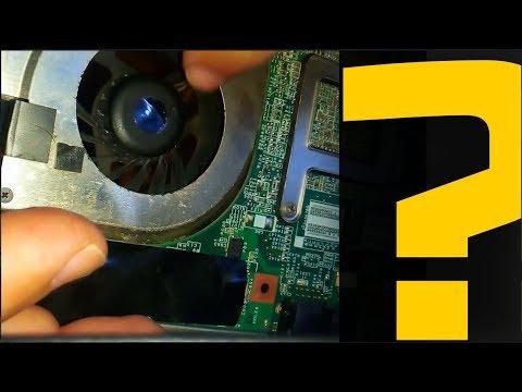 Dizüstü PC Fanı Temizleme / Değiştirme Nasıl Yapılır?