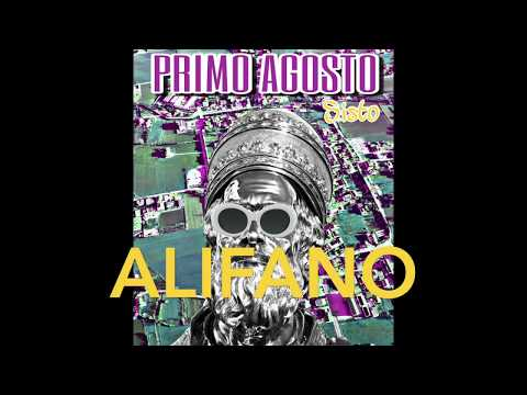 SISTO - PRIMO AGOSTO (ALIFANO) (Official lyrics video) (prod. by Beatdemons x dannyebtracks)