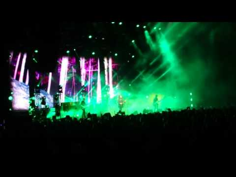 The Cure - A Forest (Live from Gothenburg 12.10.2016)