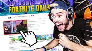 I AM PAST IN A FORTNITE MOMENTS 2 !!!
