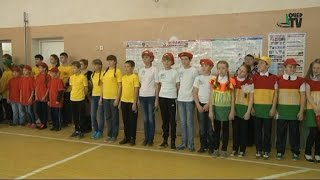 В с.Большая Соснова прошел слет отрядов юных инспекторов дорожного движения