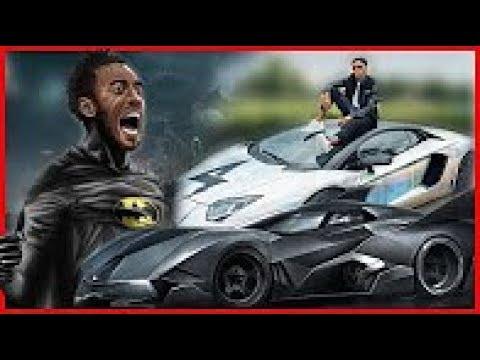 Aubameyang's Luxury Life Watch, House, Batmobile Sports Car, Jewels   2018