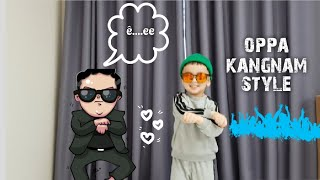 #Kangnamstyl…