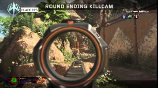 Call of Duty BO3 best kill cam ever