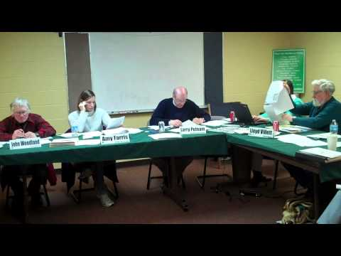 MCH 03/27/2014 Board Meeting