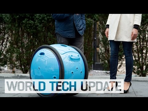 Drop your bags, this personal bot will lug your groceries home for you