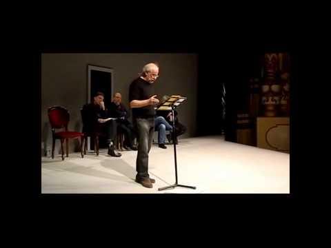 TONY SERVILLO LEGGE I PROMESSI SPOSI