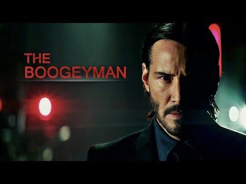 John Wick || The Boogeyman películas desde otra perspectiva