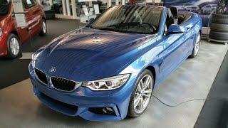 2015 BMW 420d Cabrio M Sportpaket Interior Exterior   -[BMW.view]-