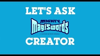 Mighty Magiswords | Rapid Fire Questions: Kyle Carrozza | Cartoon Network