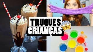 10 TRUQUES QUE TODA CRIANÇA TEM QUE SABER #3 ft. Carol Alves