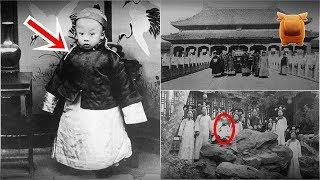 1908年「清朝」最後一個皇帝「溥儀」紫禁城登基大典歷史照片,這才是真歷史!【楓牛愛世界 - HD】