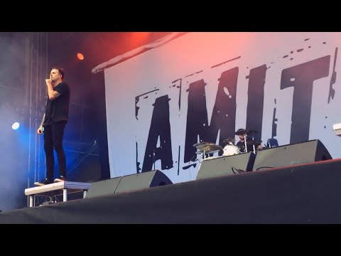 The Amity Affliction - Lost And Fading | Live at Szene Openair Festival [03.08.2017]