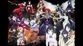 Animes Parecidos A Sword Art Online!