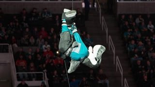Top 5 Greatest Mascot Moments of All Time | NHL
