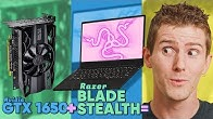 The GAMING Ultrabook - Blade Stealth GTX