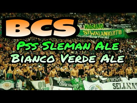 BCS Invasi GBT Surabaya ! Bianco Verde Ale Pss Sleman