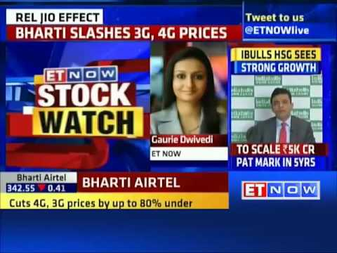 Reliance Jio effect: Airtel cuts 4G price by up to 80%