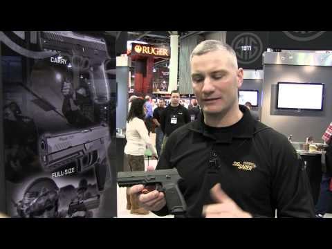 Introducing the SIG Sauer P320