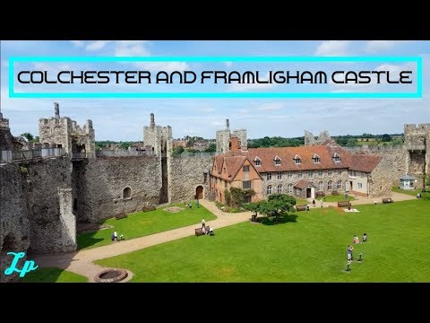 Explore With Me: Colchester and Framlingham Castle