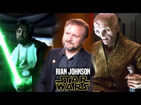 Star Wars! Rian Johnson Responds To Fans Again! (Star Wars News)