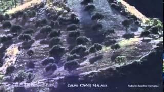 Orbs del lago di Malaga