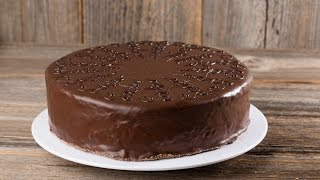 How To Morph Into a Chocolate Cake