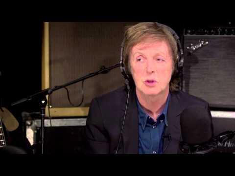 Paul McCartneys first record, Gene Vincent Be Bop A Lula