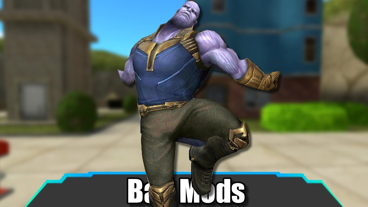 Thanos Has Some Moves     Fortnite Dancing Mod | Garry's Mod | Bad Mods
