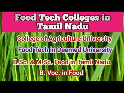 Top Food Tech Colleges in Tamil Nadu | Rameshwar Jaju | Food Tech in Tamil Nadu | Food Science