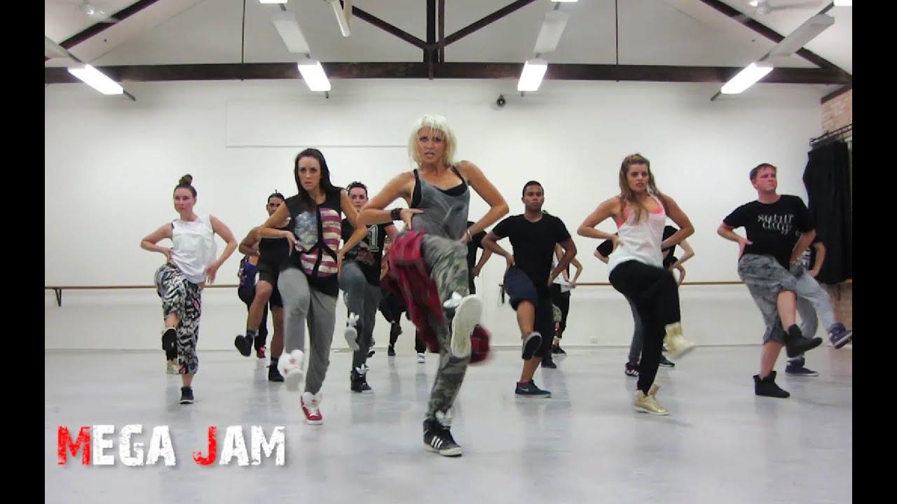 'Flawless' Beyonce choreography by Jasmine Meakin (Mega Jam)