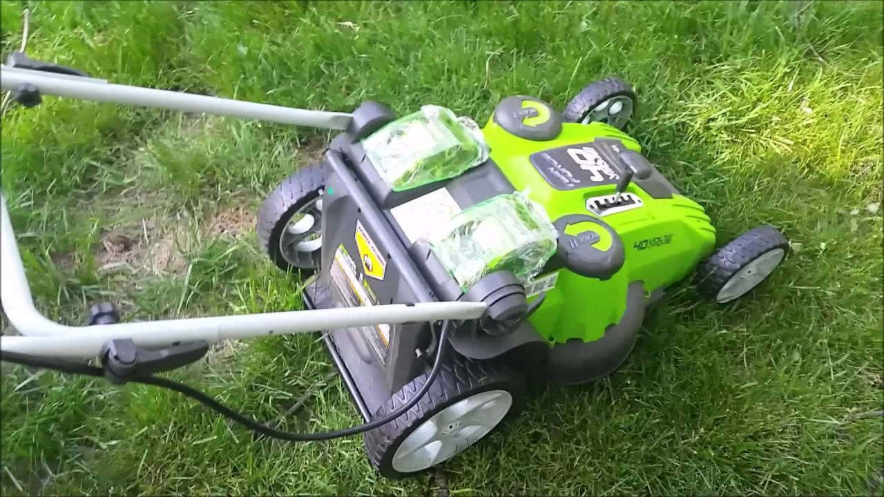 greenworks lawn mowers (reviews & compare prices 2018)