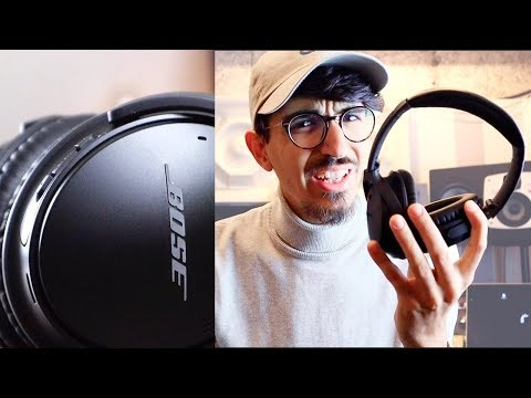 Bose QC 35 ii - A Sound Designer's Review   1 Year Later     Audio & ANC Test