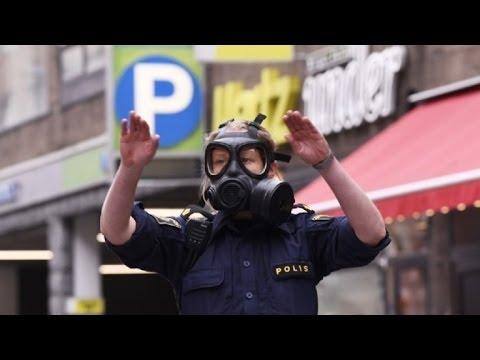 Attentat au camion bélier à Stockholm
