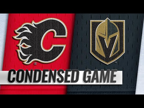 11/23/18 Condensed Game: Flames @ Golden Knights