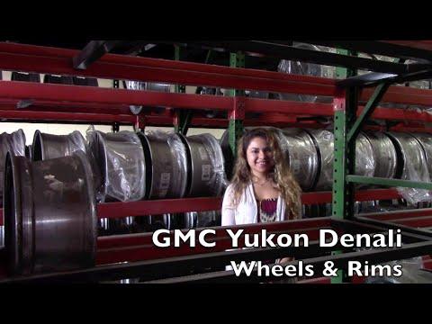 Factory Original GMC Yukon Denali Wheels & GMC Yukon Denali Rims – OriginalWheels.com